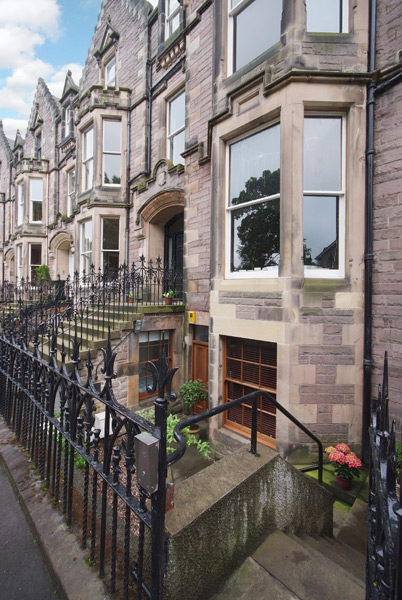 building services edinburgh